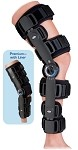 Defender Post-Op Knee w/ROM | Knee Support Brace