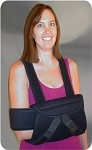Fritz Sling and Swathe - Universal | Shoulder Immobilizer Support Brace