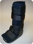 DH Pressure Relief Diabetic Ulcer Care Cam Walker | Cast Walking Boot Brace