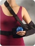 B-Cool Super Sling Plus Complete | Shoulder Immobilizer Support Brace
