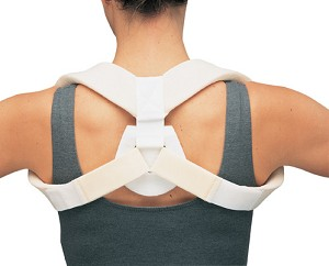 Contoured Clavicle | Shoulder Immobilizer Support Brace