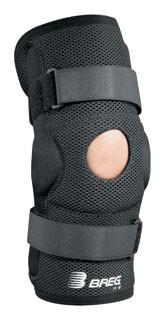 Air Mesh / Neoprene Hinged Knee | Knee Support Brace
