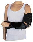 ElbowRANGER Motion Control Splint / ROM Elbow Deluxe | Elbow Support Brace