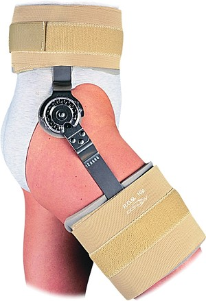 ROM Hip | Lumbar Support Brace