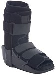 Short Aluminum Foot Brace
