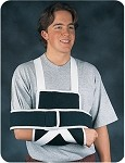 Sling and Swathe Immobilizer - Sized | Shoulder Immobilizer Support Brace