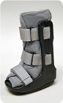 Anklizer Pediatric Ankle Walker | Cast Walking Boot Brace