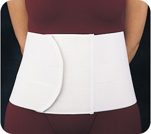 Comfor Form Moldable Back Support with Insert Pocket
