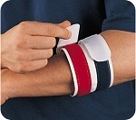 The Back Spin - Dual Closure Tennis Elbow Support | Elbow Support Brace