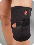 TK Patellar Stabilizing Knee Wrap with Derotation Strap | Knee Support Brace