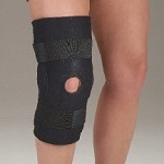 Deluxe Hinged Knee Support w/partial ROM | Knee Support Brace