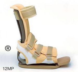 MPO Burn Unit | AFO Ankle Foot Orthosis