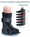 Short Walking Cast Boot (Choice of Color) | Cast Walking Boot Brace