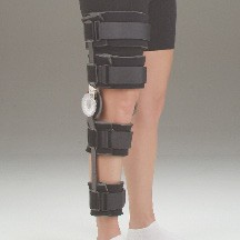 Transition Post Op Knee Brace